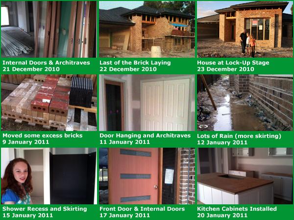 Home Build Montage Four
